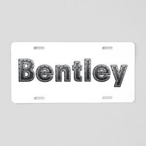 Bentley Metal Aluminum License Plate