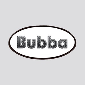 Bubba Metal Patch