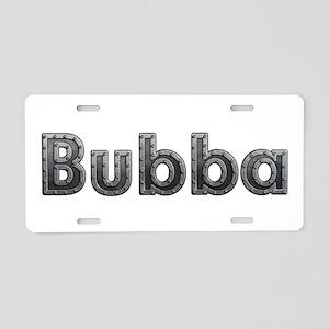 Bubba Metal Aluminum License Plate