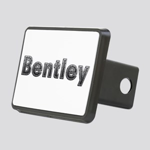 Bentley Metal Rectangular Hitch Cover