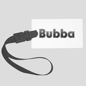 Bubba Metal Large Luggage Tag
