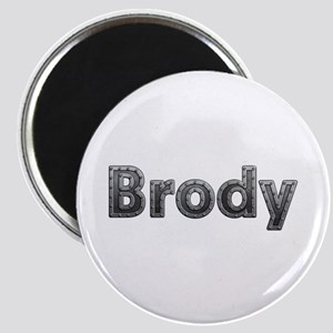 Brody Metal Round Magnet
