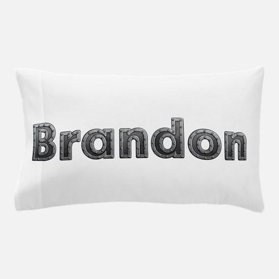 Brandon Metal Pillow Case