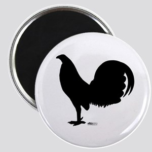 Gamecock Rooster Silhouette Magnet