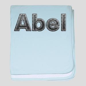 Abel Metal baby blanket