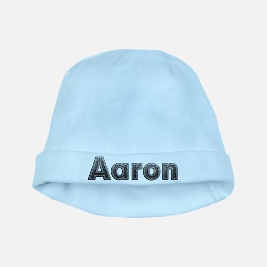 Aaron Metal baby hat