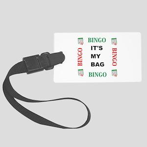 Bingo - Its My Bag Luggage Tag