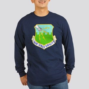 Air University Long Sleeve Dark T-Shirt