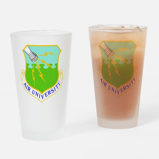 Air University Drinking Glass