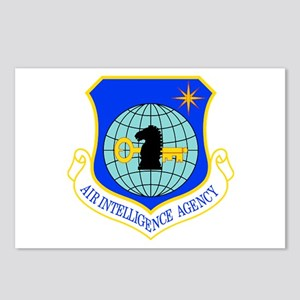 Air Intelligence Agency Postcards (Package of 8)
