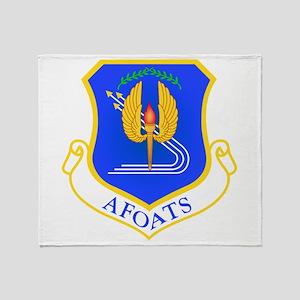 AFOATS Throw Blanket