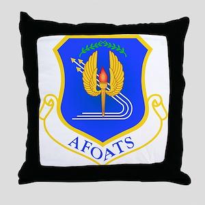 AFOATS Throw Pillow
