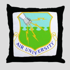 Air University Throw Pillow