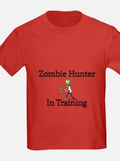Zombie Hunter In Training T