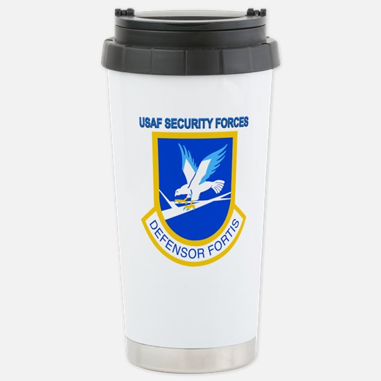 Defensor Fortis Stainless Steel Travel Mug