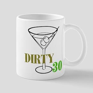 Dirty Thirty Mugs