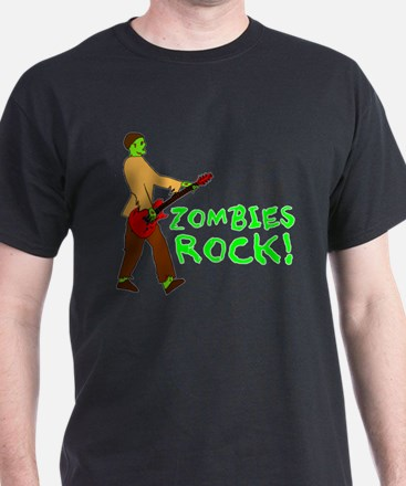 Zombies Rock! T-Shirt