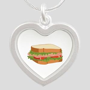 Sandwich Necklaces