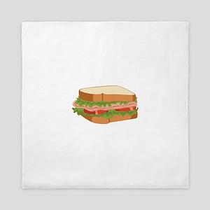 Sandwich Queen Duvet