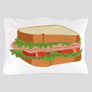 Sandwich Pillow Case