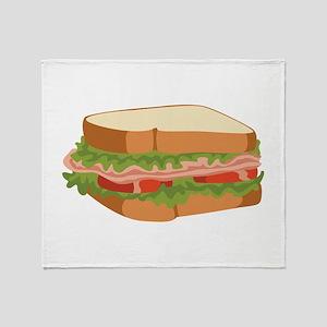 Sandwich Throw Blanket