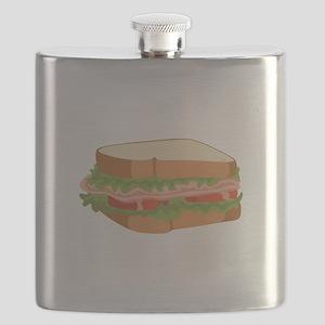 Sandwich Flask