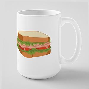 Sandwich Mugs