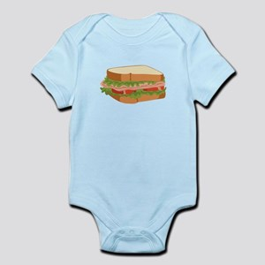 Sandwich Body Suit
