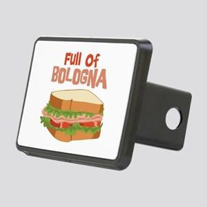 Full Of Bologna Hitch Cover
