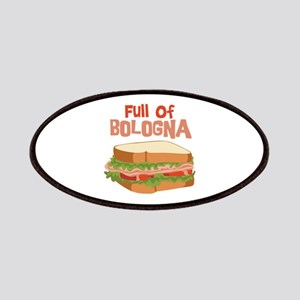 Full Of Bologna Patches