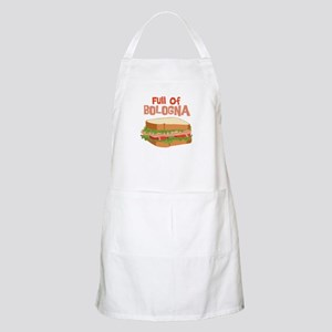 Full Of Bologna Apron