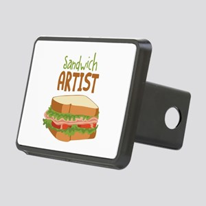 Sandwich Artist Hitch Cover