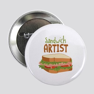 "Sandwich Artist 2.25"" Button"
