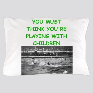 WATERPOLO Pillow Case