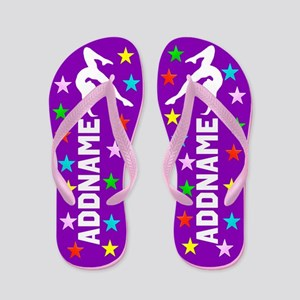ed633ee4c104c6 Gymnastics Competition Flip Flops - CafePress