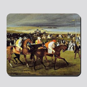 Degas - At the Races, The Start Mousepad