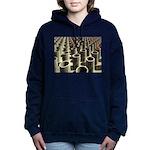 Stockyard of Cylinders Hooded Sweatshirt