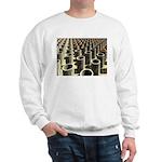 Stockyard of Cylinders Sweatshirt