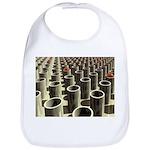 Stockyard of Cylinders Bib