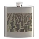 Stockyard of Cylinders Flask