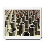 Stockyard of Cylinders Mousepad