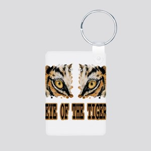 Eye Of The Tiger Keychains