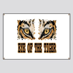 Eye Of The Tiger Banner