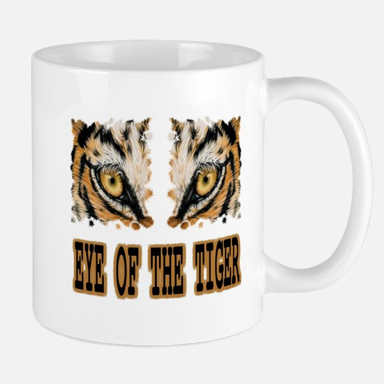 Eye Of The Tiger Mugs