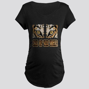 Eye Of The Tiger Maternity T-Shirt
