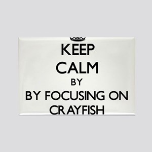 Keep calm by focusing on Crayfish Magnets