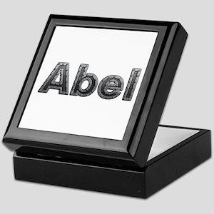 Abel Metal Keepsake Box