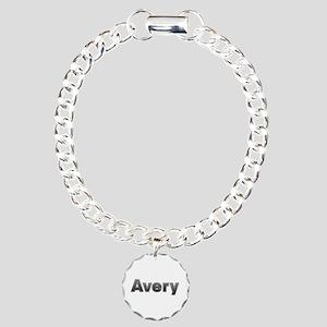 Avery Metal Charm Bracelet