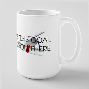 Graduation Goal Large Mug