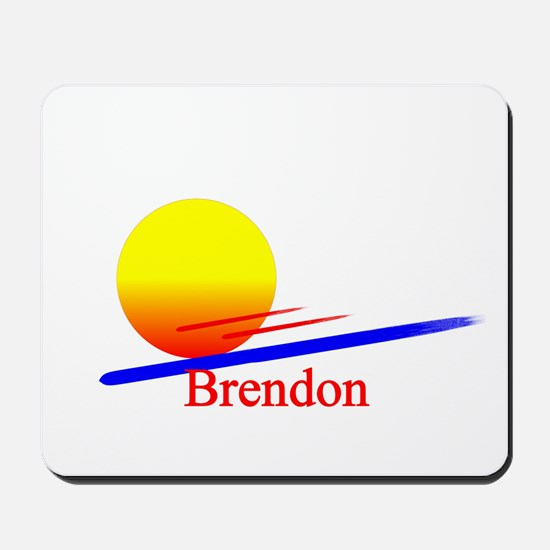 Brendon Mousepad